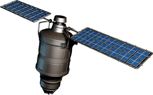 Satellite PNG