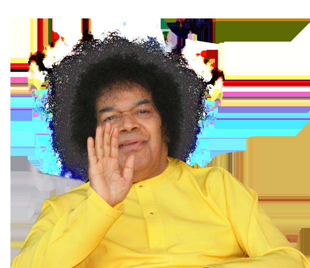 Sathya Sai Baba PNG