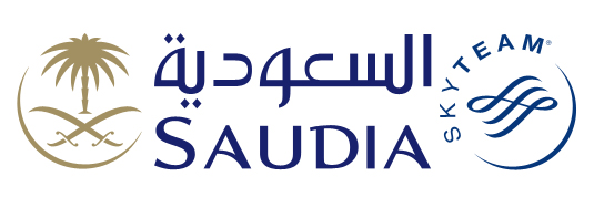 Saudia: The flag carrier of Saudi Arabia re-branded last year and adopted  its old name of u201cSaudiau201d. The airline logo mirrors the logo of the country,  PlusPng.com  - Saudia Airlines Logo PNG