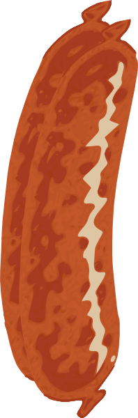 PNG: small · medium · large - Sausage PNG
