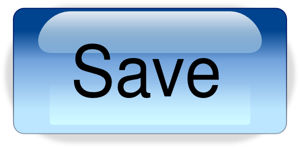 Save Button PNG