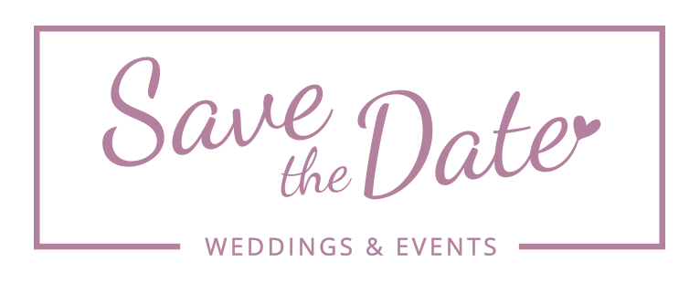 Logo - Save The Date PNG HD
