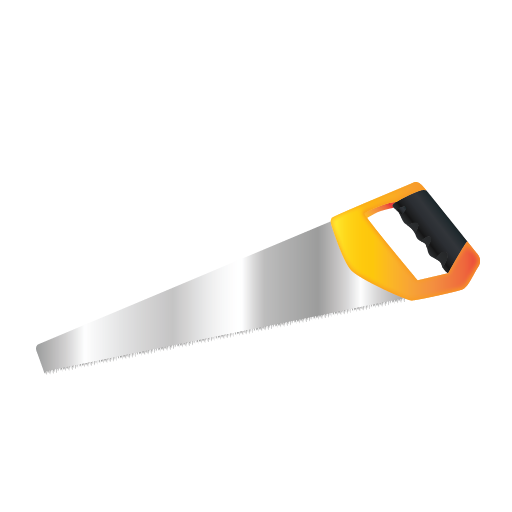 Hand Saw PNG HD - Saw HD PNG