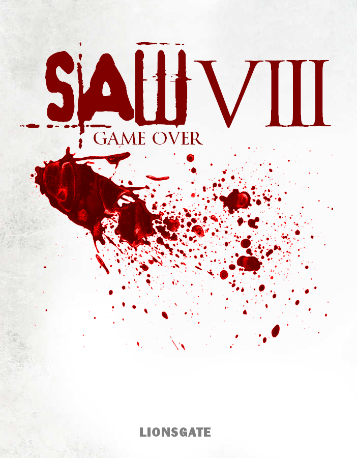 SAW VIII POSTER 2 by thejigsawrlm PlusPng.com  - Saw HD PNG