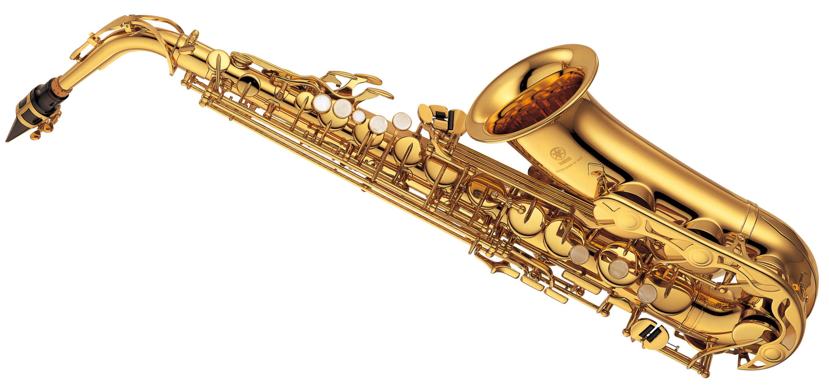 . PlusPng.com saxophone - Saxophone HD PNG