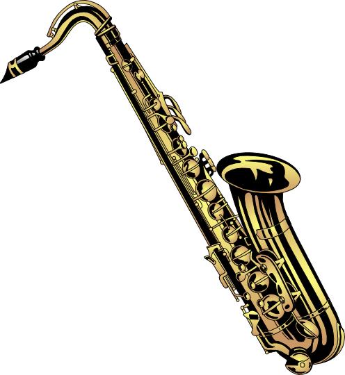 Saxophone - Saxophone HD PNG