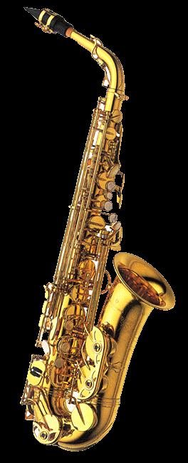 yanagisawa-professional-alto-saxophone.png PlusPng.com  - Saxophone HD PNG