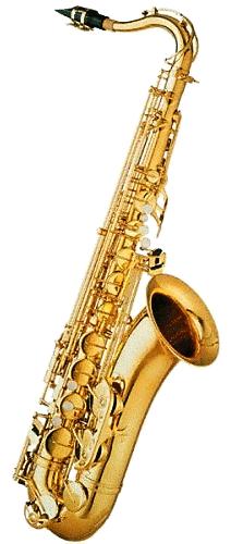 Saxophone PNG HD - 129896