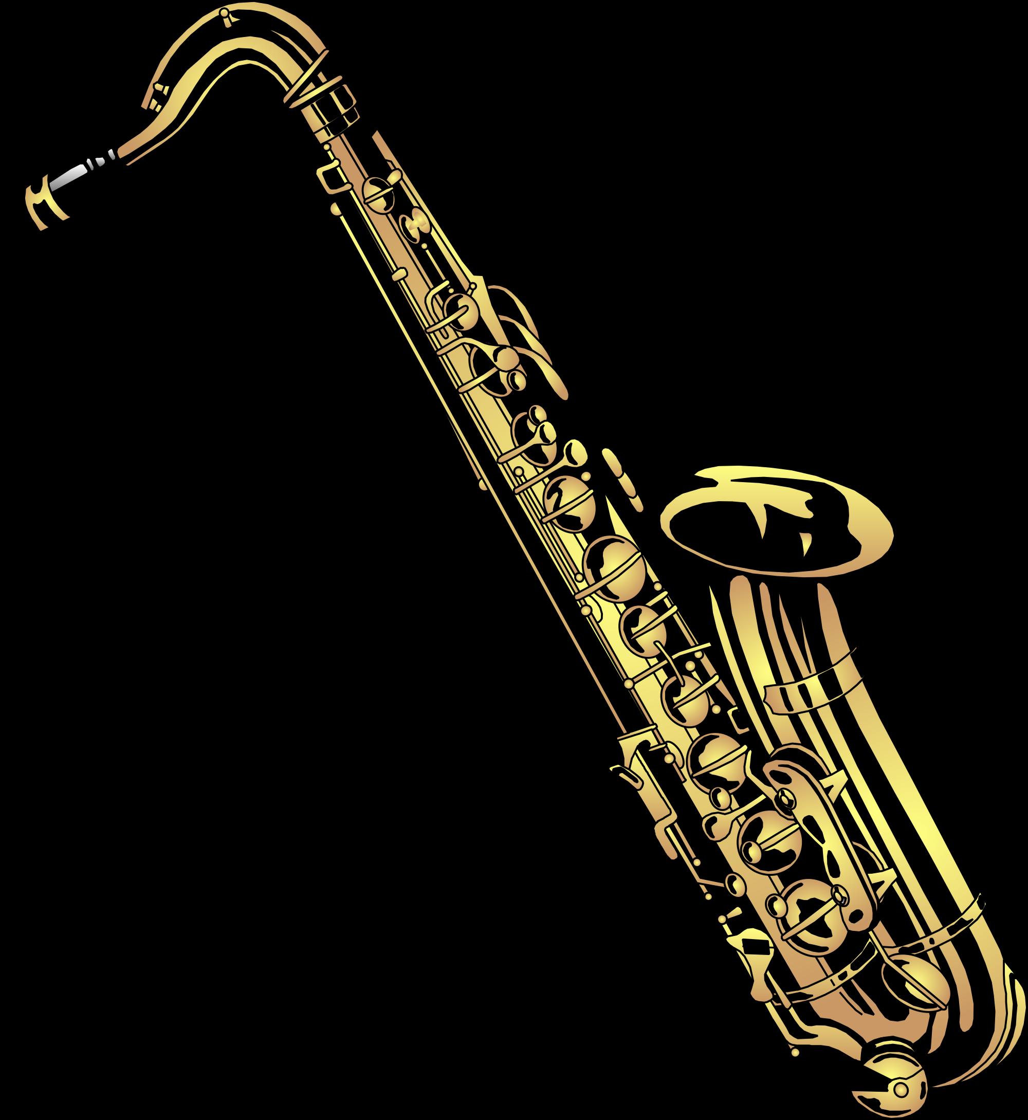 Saxophone PNG HD - 129891