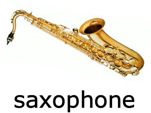 Saxophone PNG HD - 129898