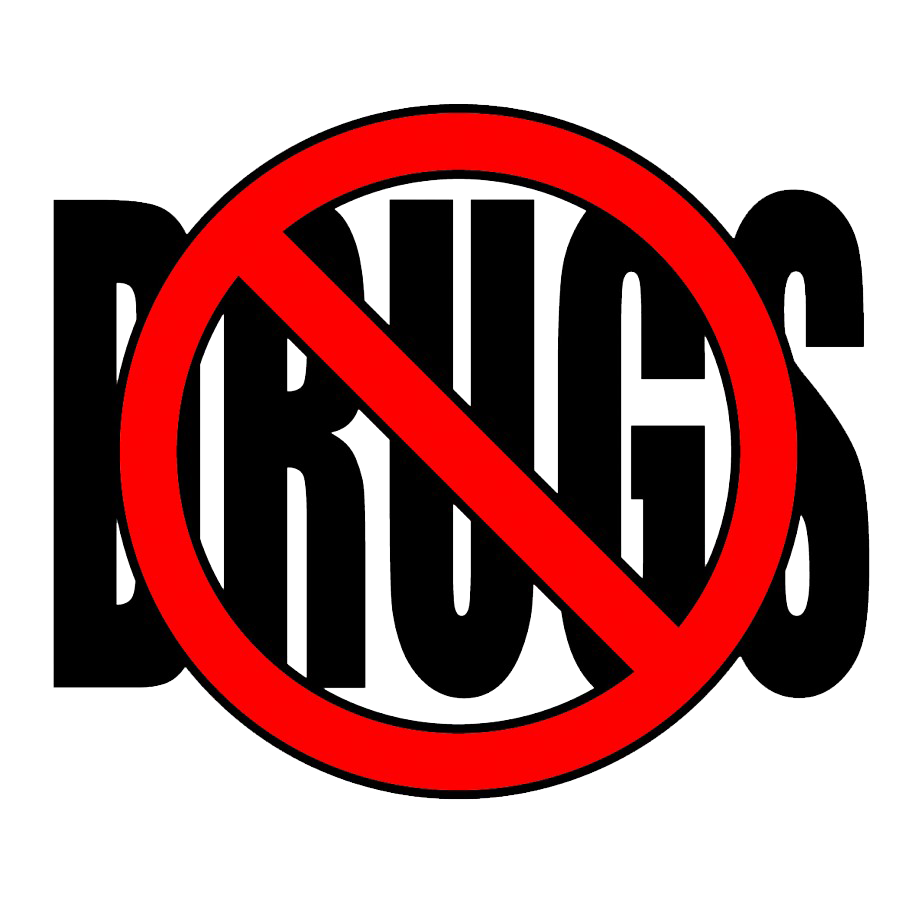 Say No To Drugs PNG