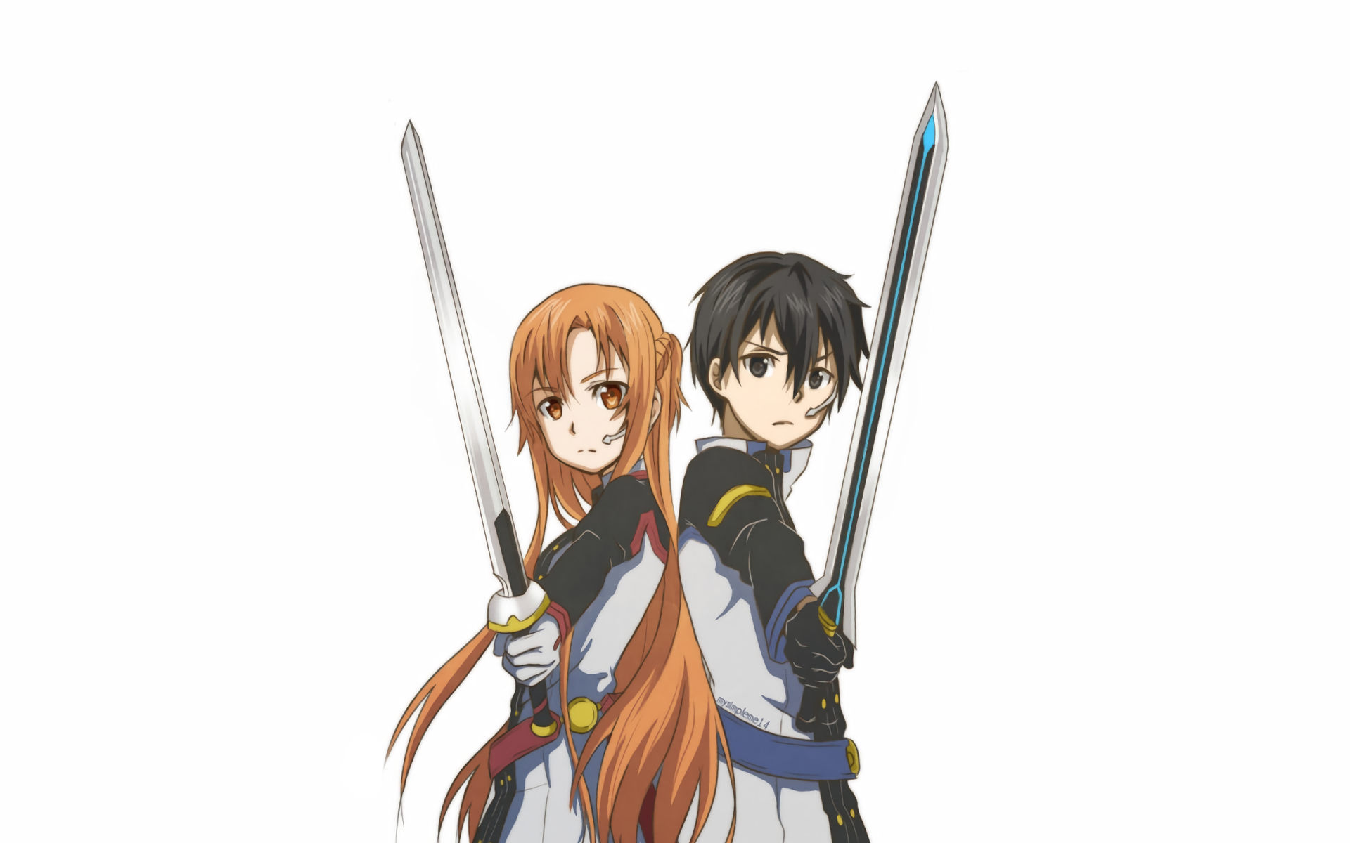 Anime - Sword Art Online Movie: Ordinal Scale Kirito (Sword Art Online)  Kazuto - Scale HD PNG