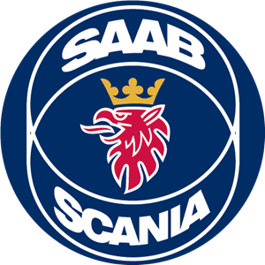SAAB Scania Logo Vector - Scania Logo Eps PNG