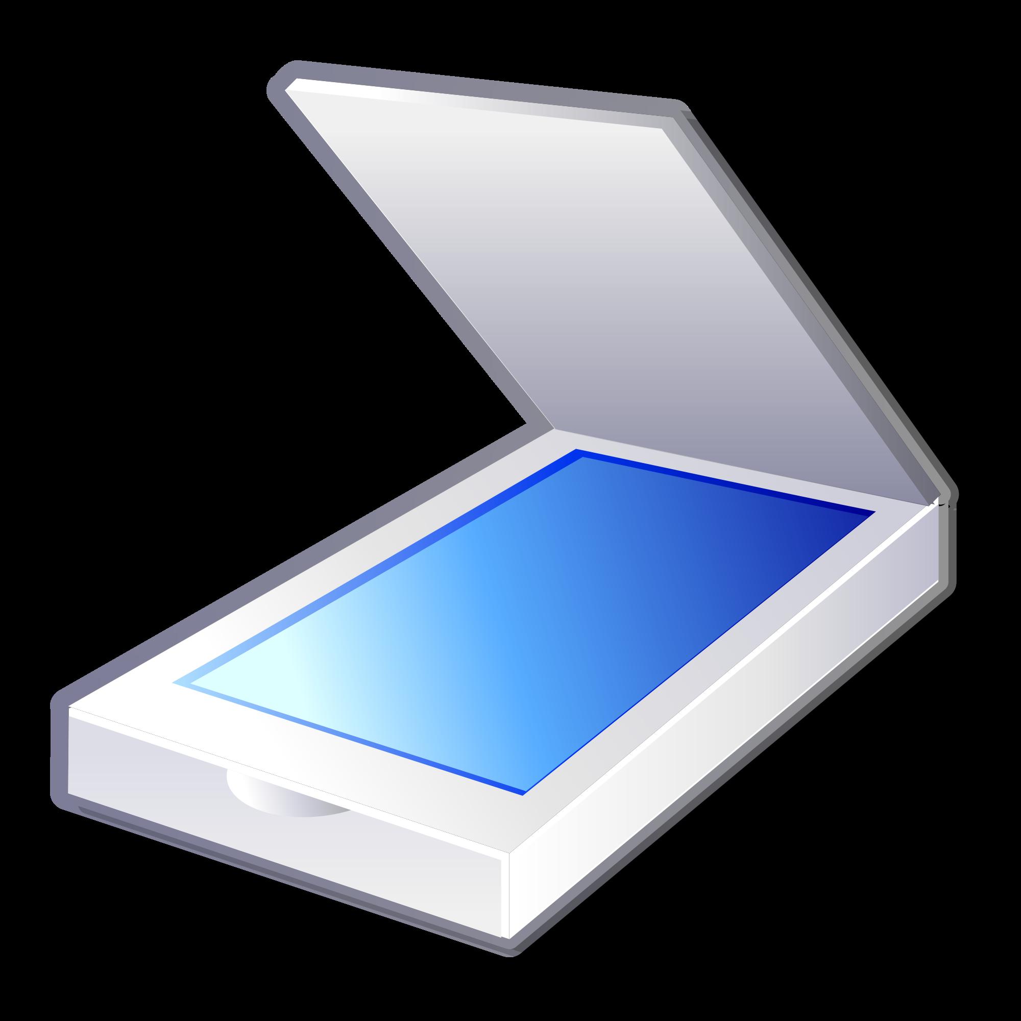 Open PlusPng.com  - Scanner HD PNG