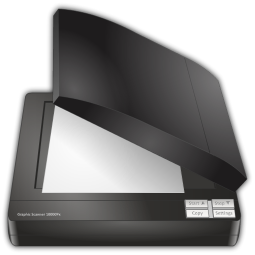 Scanner HD PNG - 95284