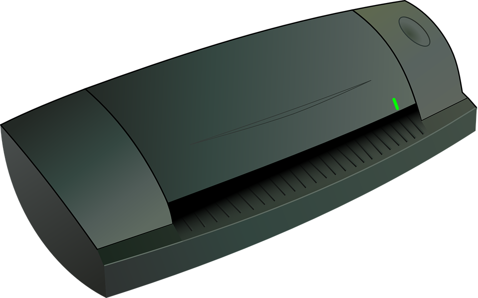 Scanner, Printer, Computer Peripherals, Digital Scanner - Scanner HD PNG