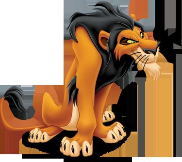 File:Scar lion king.png - Scar HD PNG