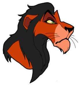 pin Scar clipart lion king #13 - Scar HD PNG