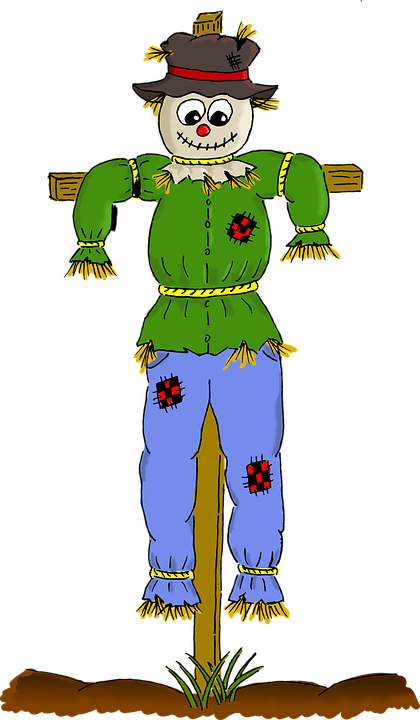 Scarecrow PNG Free-PlusPNG.com-420 - Scarecrow PNG Free