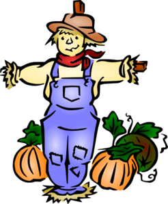 Scarecrow Clip Art - Scarecrow PNG Free
