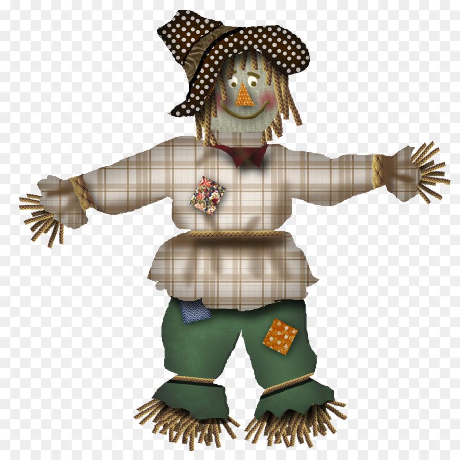 YouTube Autumn Scarecrow Clip art - scarecrow - Scarecrow PNG Free