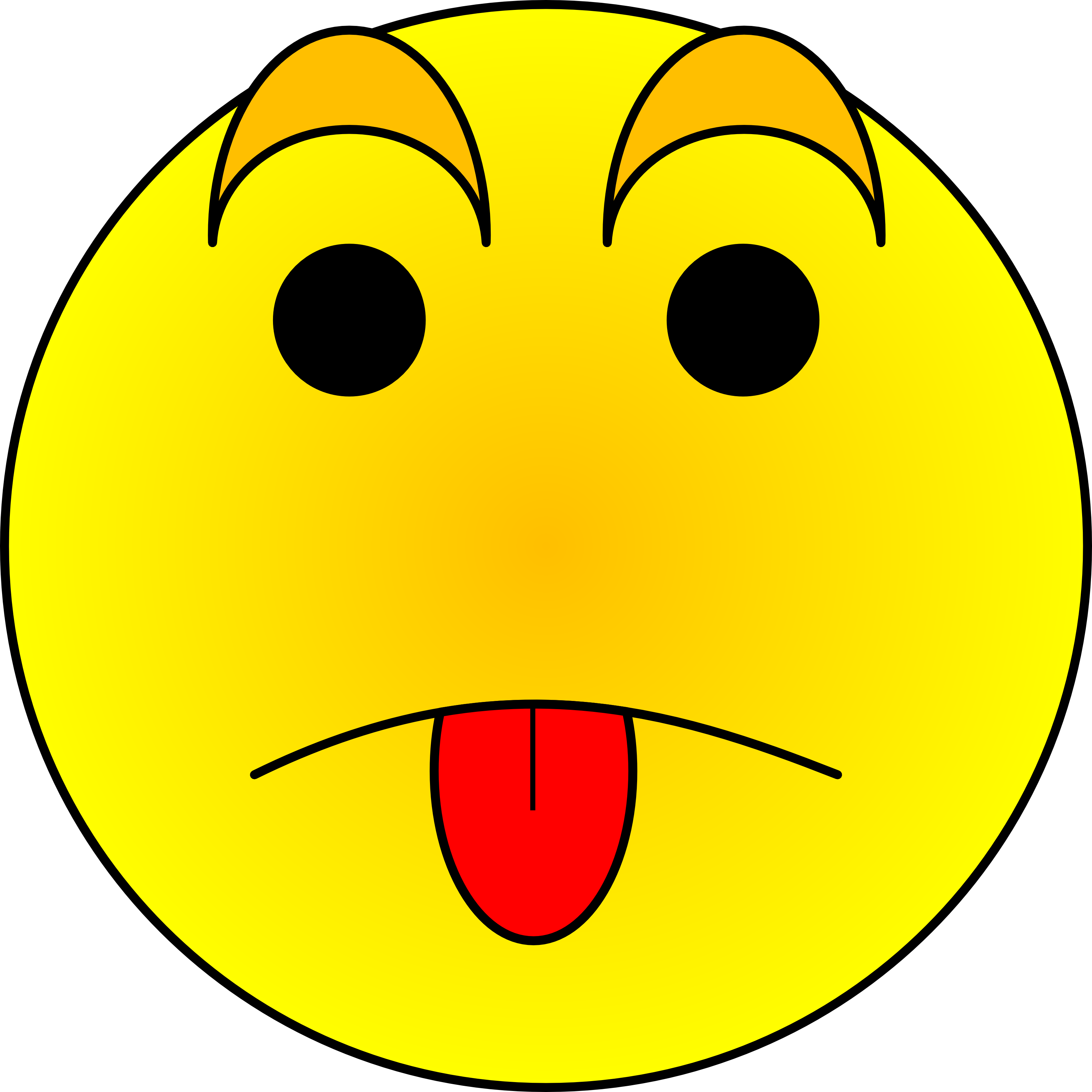 Scared Face PNG HD - 146999