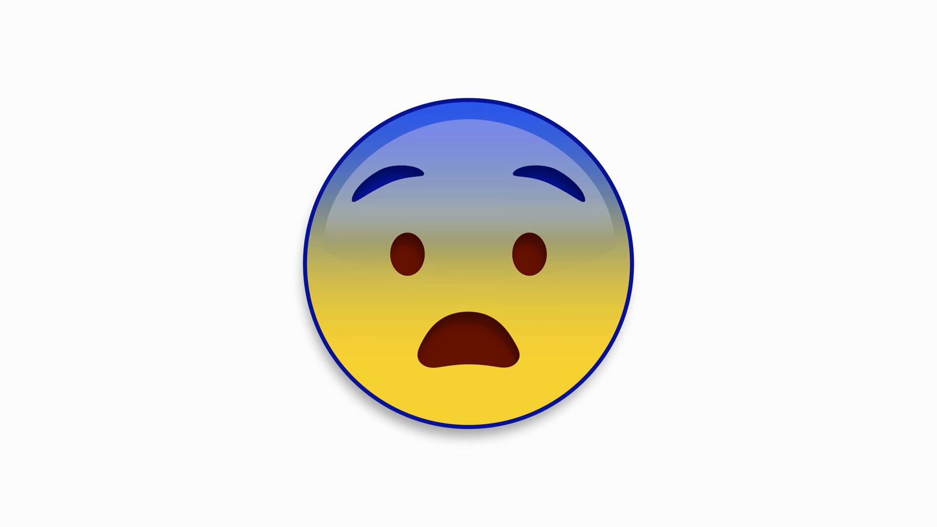 Scared Face PNG HD - 146998