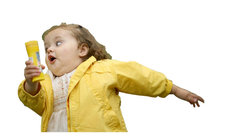 Scared Woman Running Screaming PNG - 165061