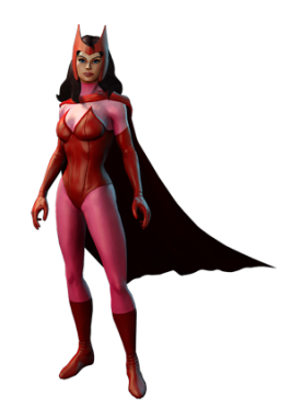 Scarlet Witch PNG - 6167