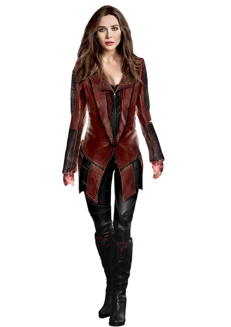 Scarlet Witch PNG - 6164