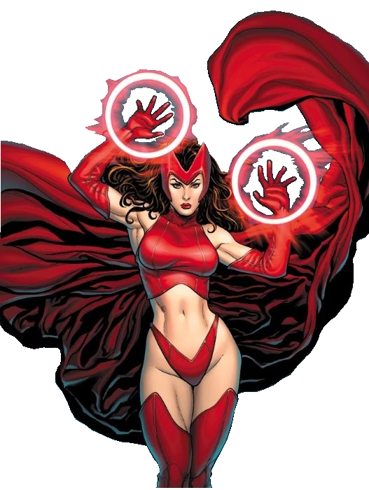 Scarlet Witch PNG - 6170