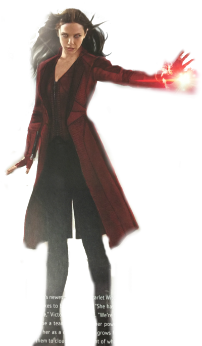 Scarlet Witch PNG - 6157