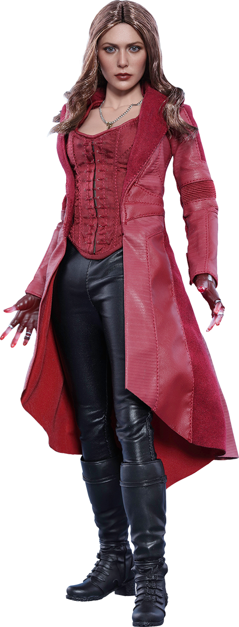 Scarlet Witch PNG - 27511