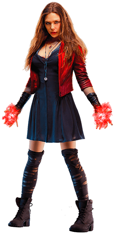 Scarlet Witch PNG - 27506