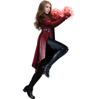 Scarlet Witch PNG - 6150