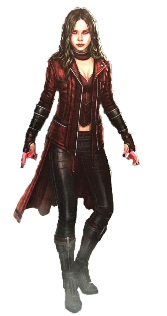 Scarlet Witch PNG - 6163