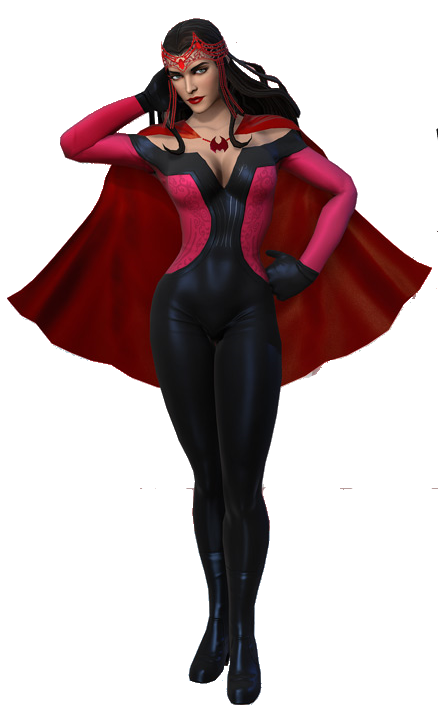 Scarlet Witch PNG - 6166