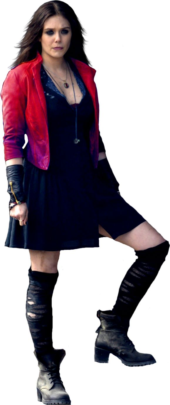 Scarlet Witch PNG - 27513