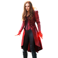 Scarlet Witch PNG - 27499