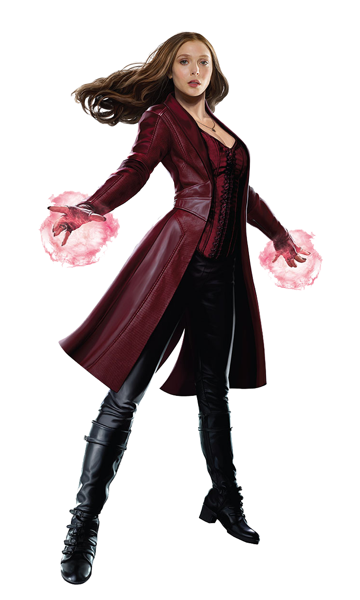 Scarlet Witch PNG - 27496