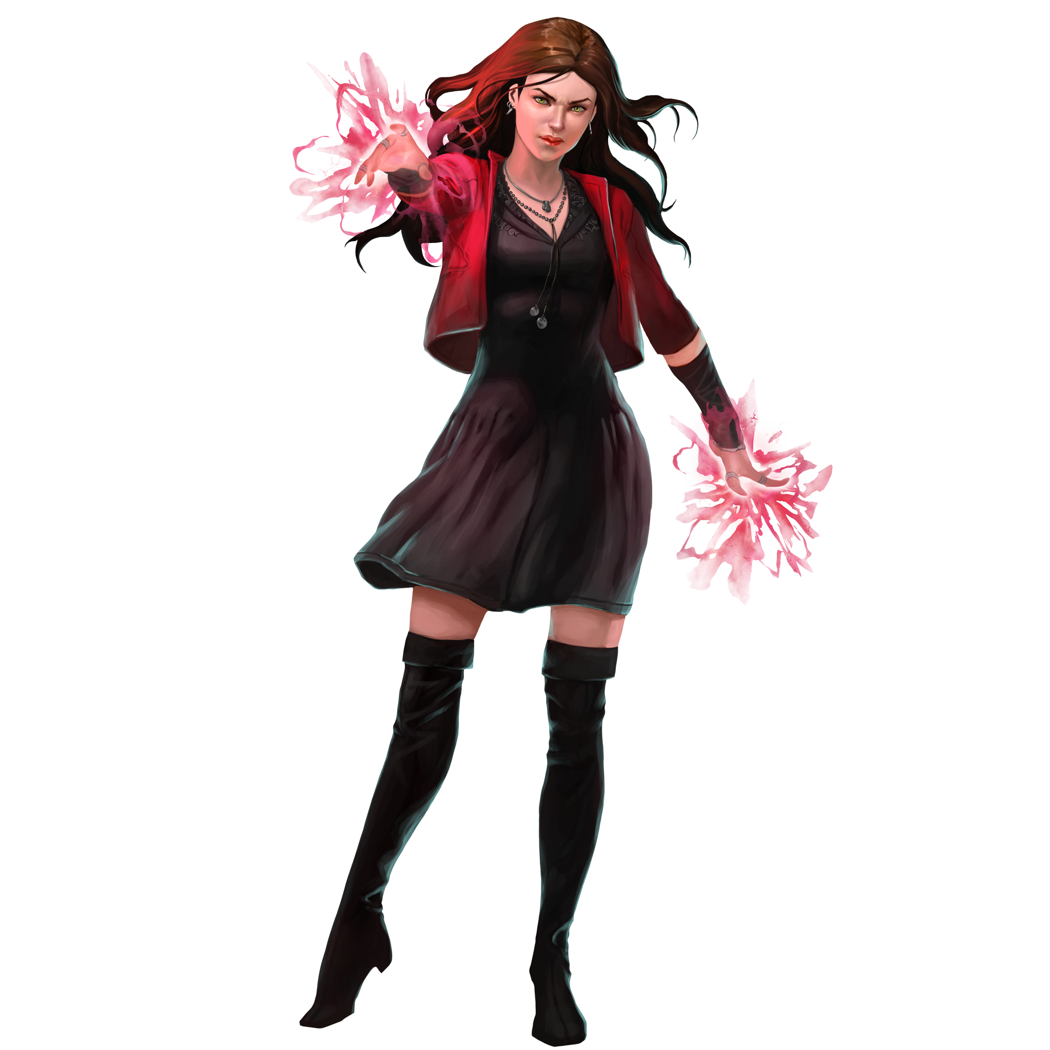 Download PNG image - Scarlet Witch Png Clipart - Scarletwitch HD PNG