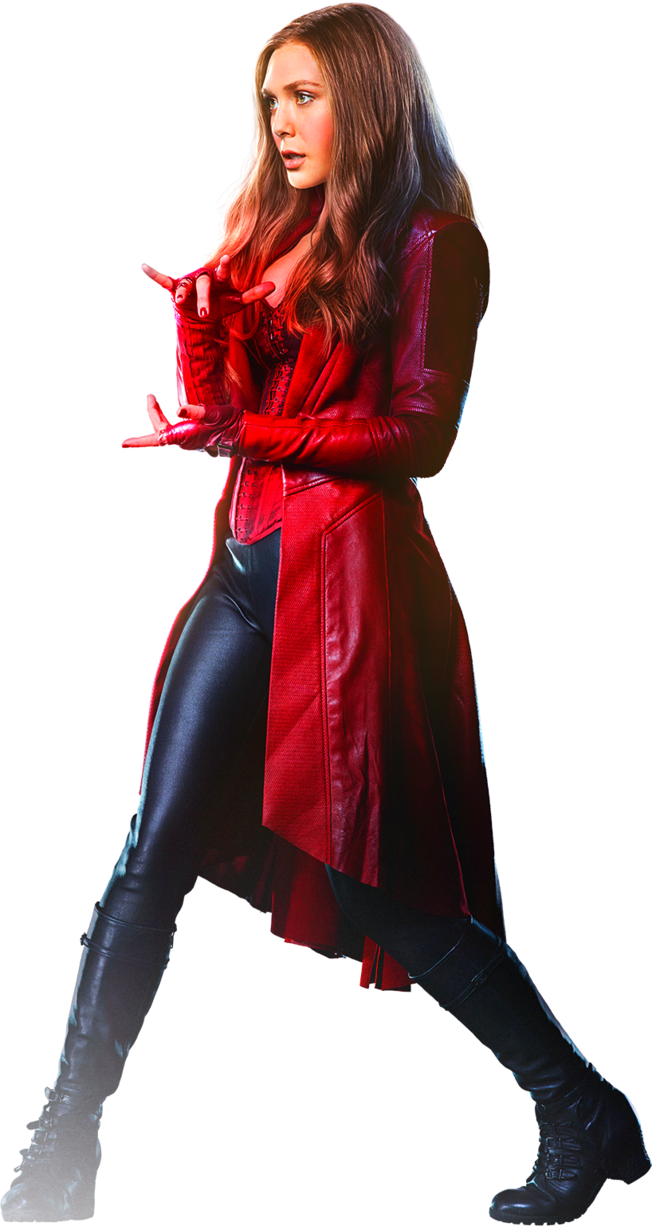 Scarlet Witch 3 by alexiscabo1 PlusPng.com  - Scarletwitch HD PNG