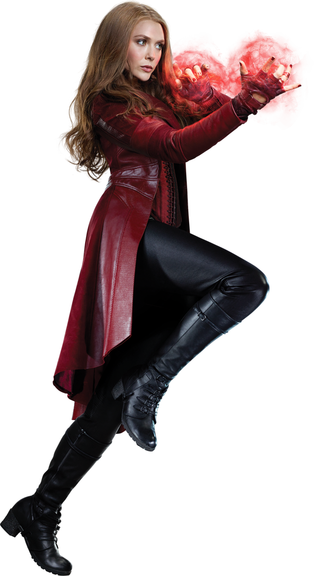 Scarletwitch HD PNG