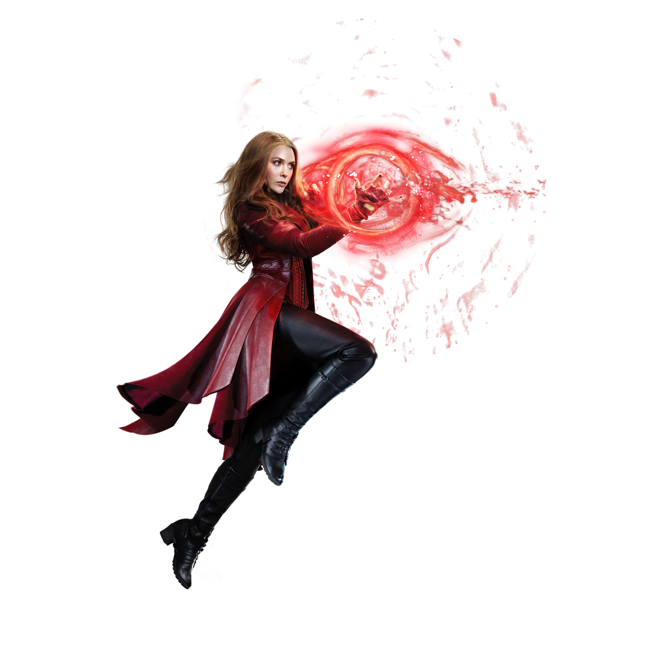 . PlusPng.com Scarlet Witch | C.A.C.W. No Background by josemikhail - Scarletwitch HD PNG