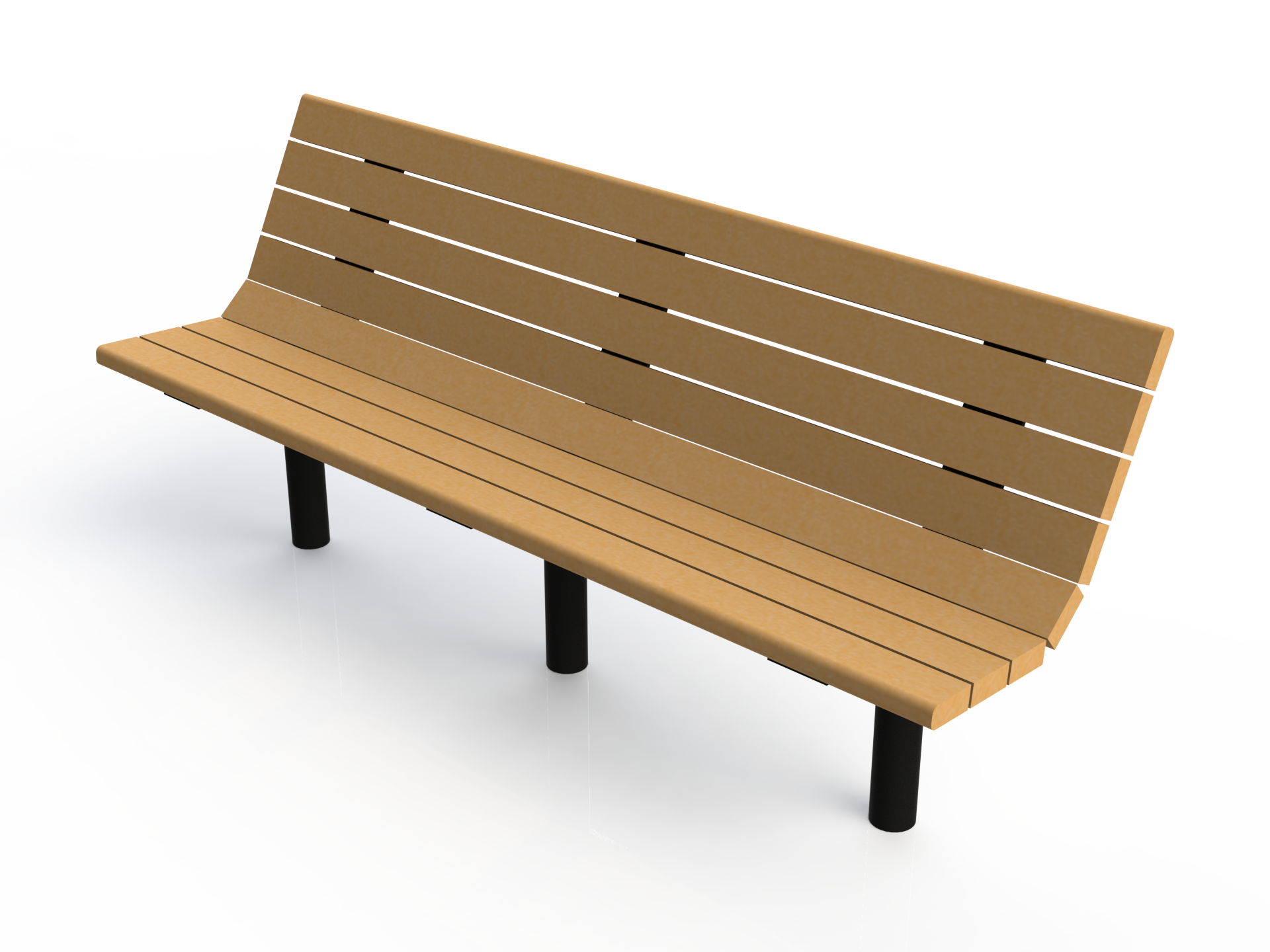 2014 Catalog Addition Of Riverview Bench - School Bench PNG