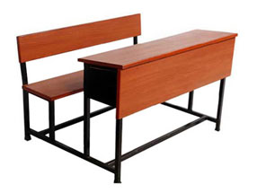 Bench-04 - School Bench PNG