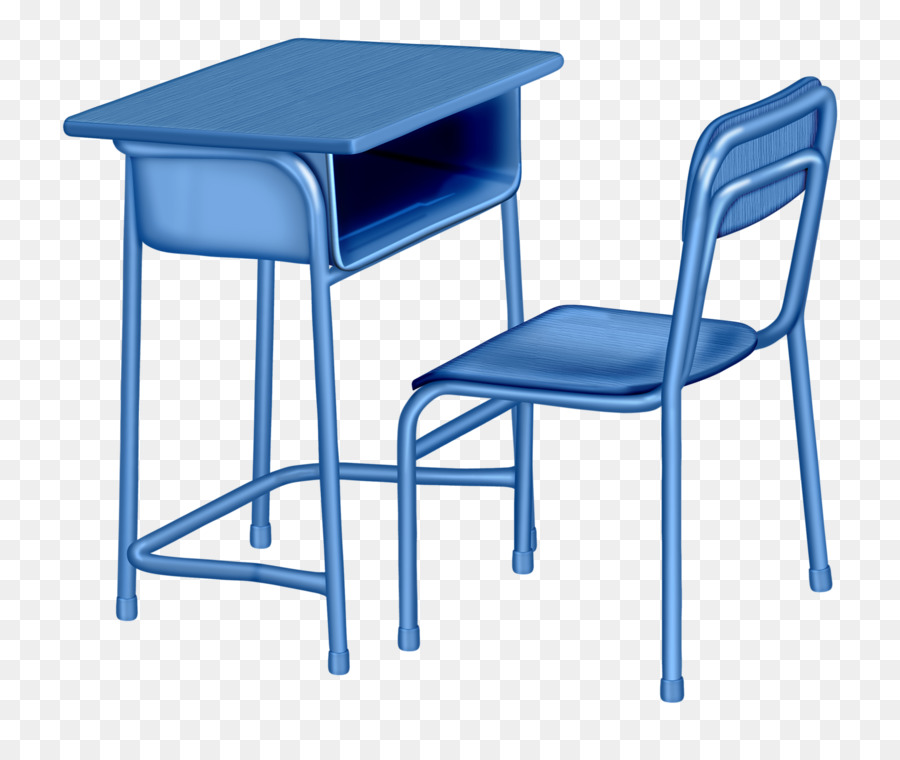 Table Chair Furniture School Bench - Classroom Chairs - School Bench PNG