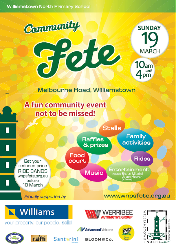 School Fete Sunday 19th March 2017 - School Fete PNG