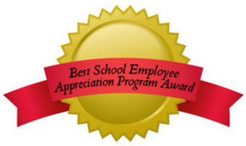 Best School Employee Appreciation Program Award - School Staff Appreciation PNG