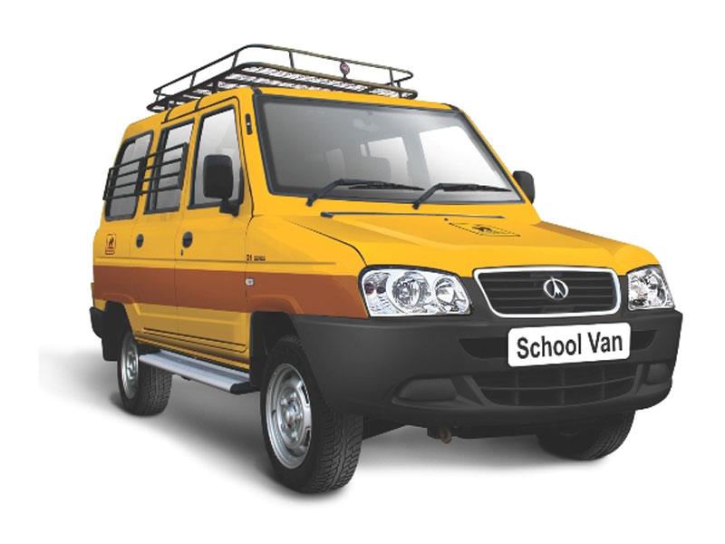 ICML Extreme School Van AC - School Van PNG